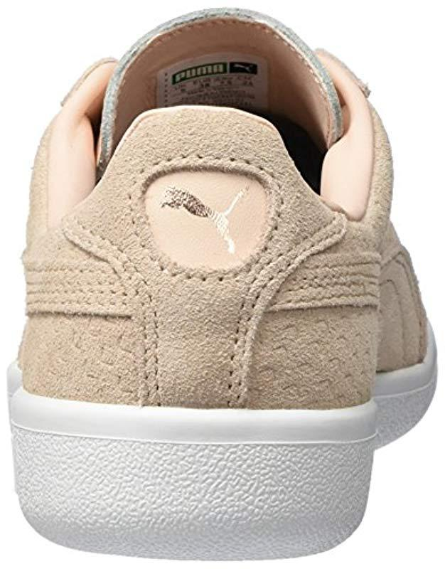 e25d0a7b564cd3 PUMA Madrid Perf Suede Wn s Trainers in Natural - Lyst