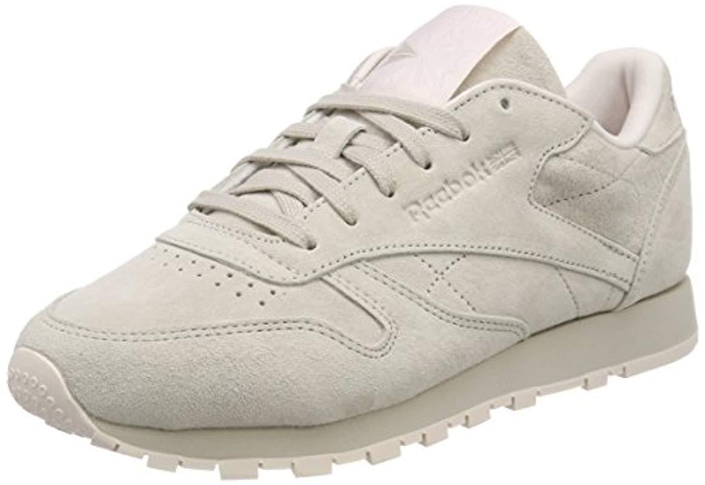 Reebok Classic Leather Tonal Nbk Low-top Sneakers in Natural - Lyst 346015949