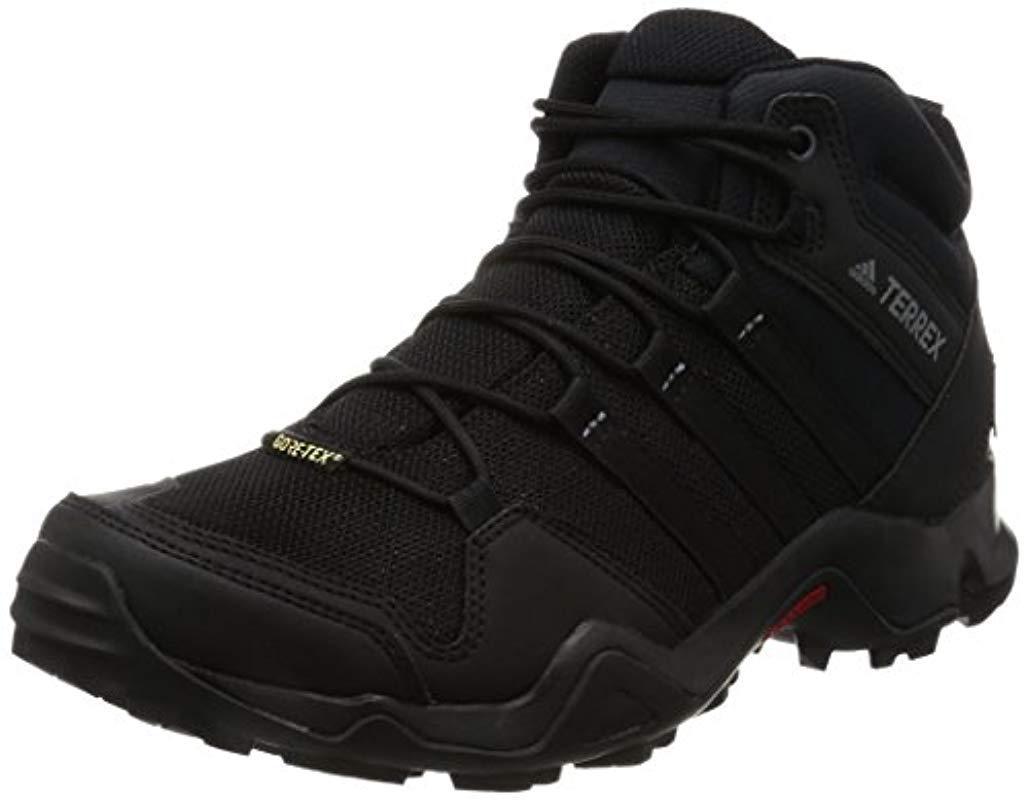 6b7fbf2290ceb adidas 's Terrex Ax2r Mid Gtx Multisport Outdoor Shoes in Black for ...