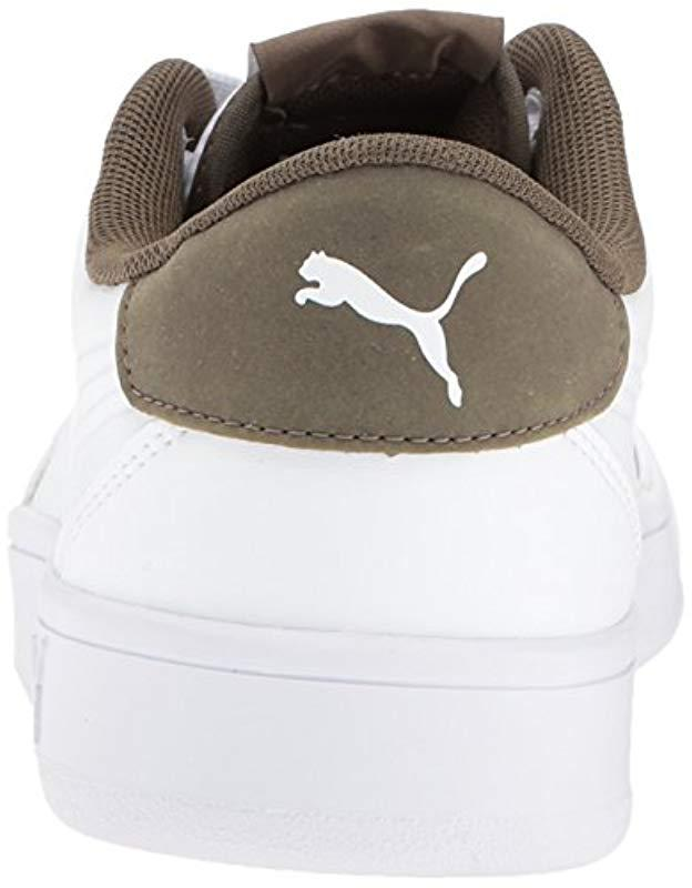 Lyst - PUMA Court Breaker L Sneaker in White for Men - Save 8% 7f8f97ca6