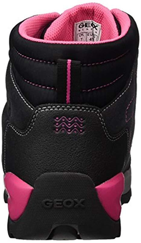 55f3e42f11 Geox - Black Adults' J Orizont B Girl Abx F Snow Boots - Lyst. View  fullscreen