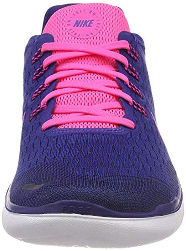 1d1f0f66996c Nike - Multicolor Free Rn 2018 Running Shoes for Men - Lyst. View fullscreen
