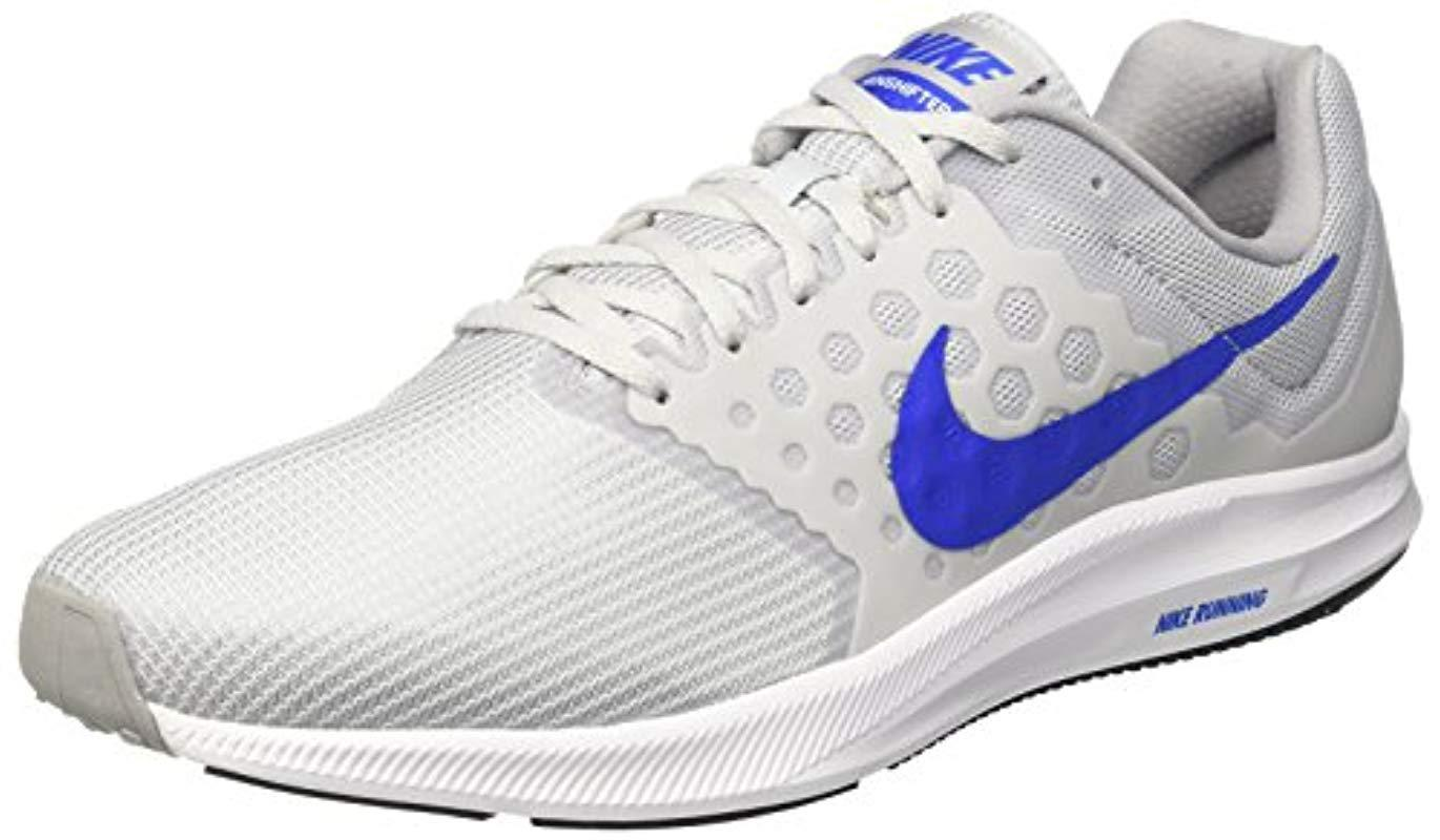 7d728d1c4b4c Nike Downshifter 7 Running Shoes in Gray for Men - Lyst