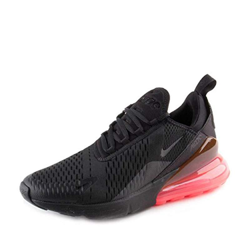 f6bbbb1c9b5d Nike Air Max 270 Competition Running Shoes in Black for Men - Lyst