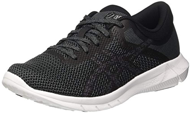 a5044be00228 Asics Nitrofuze 2 Running Shoes in Black for Men - Lyst