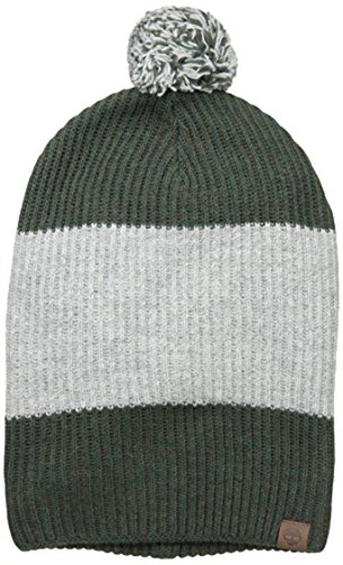 3ee62f3b403 Lyst - Timberland Fashion Slouchy Beanie in Gray for Men