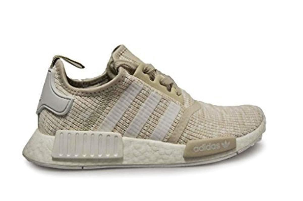 0f66e1e437606 Adidas - White Originals Nmd r1 S Running Trainers Sneakers - Lyst. View  fullscreen