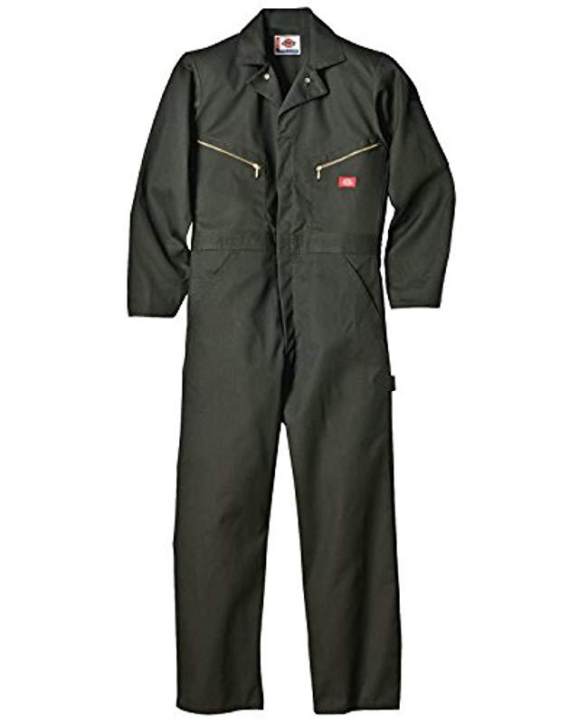 e858914779 Lyst - Dickies Big-tall Deluxe Long Sleeve Blended Coverall for Men