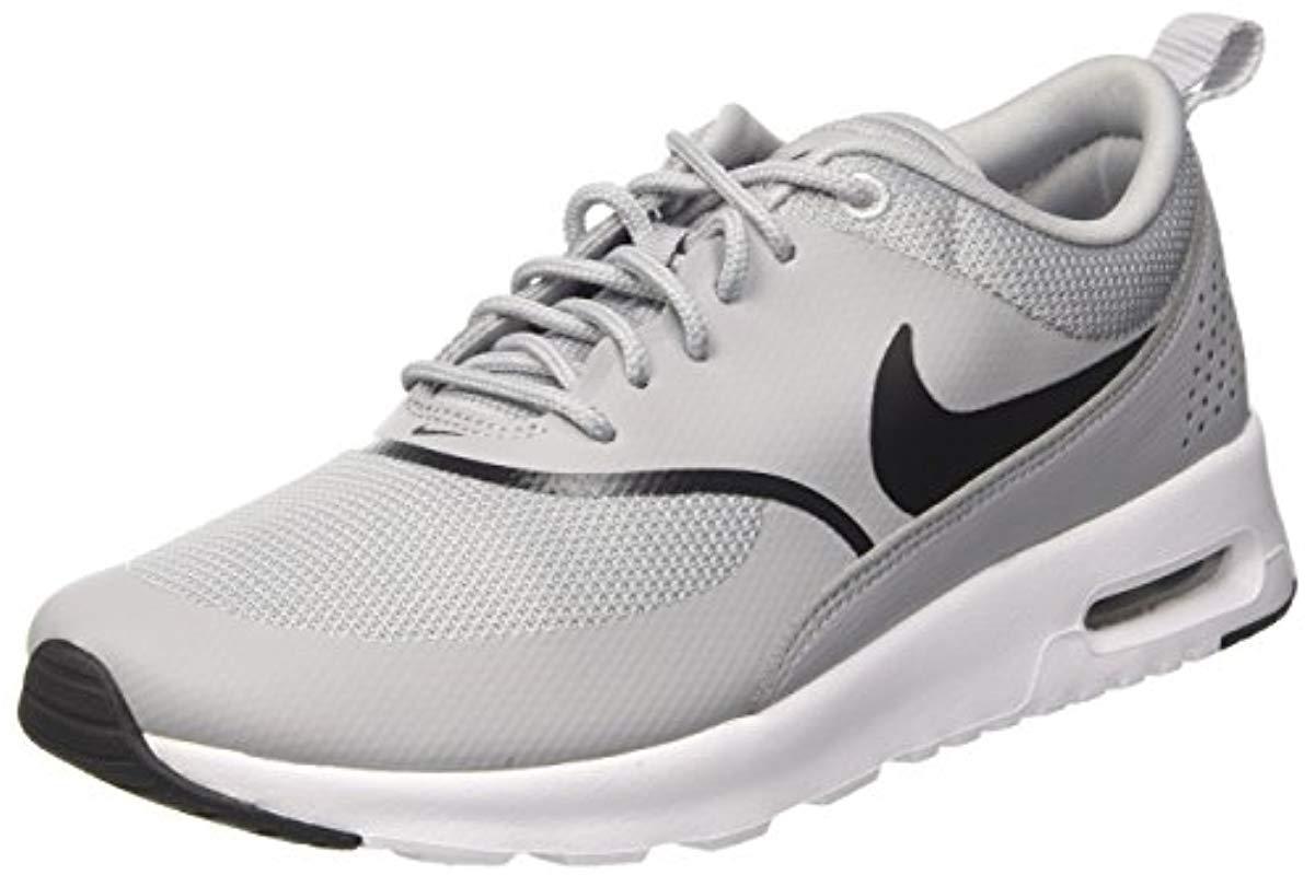 Nike Air Max Thea Wolf Greyblack 599409 030 Women's Si