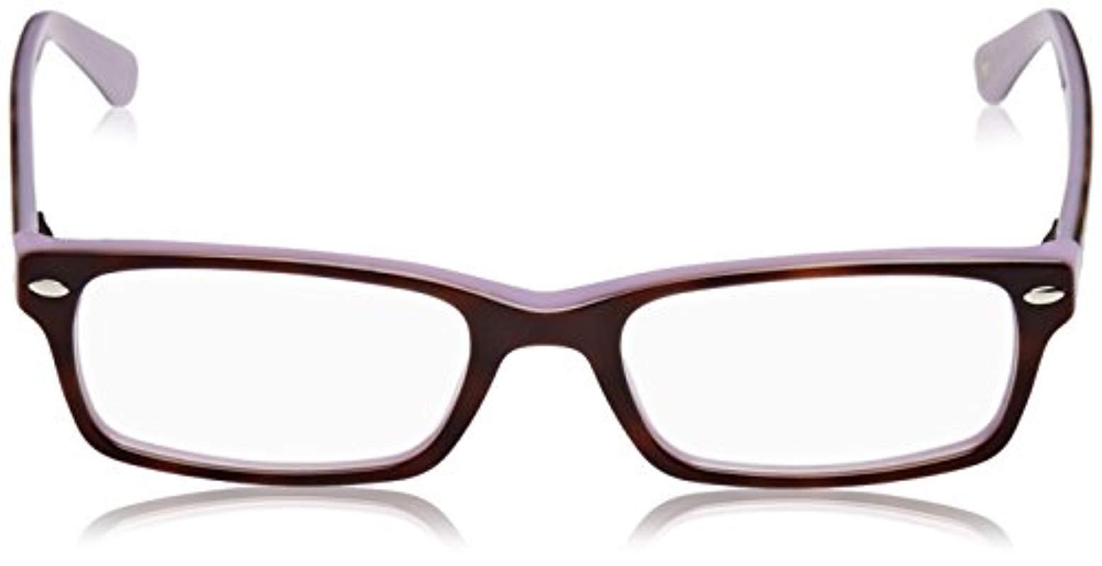 8e1c2747f7 Ray-Ban 0rx 5206 5240 52 Optical Frames