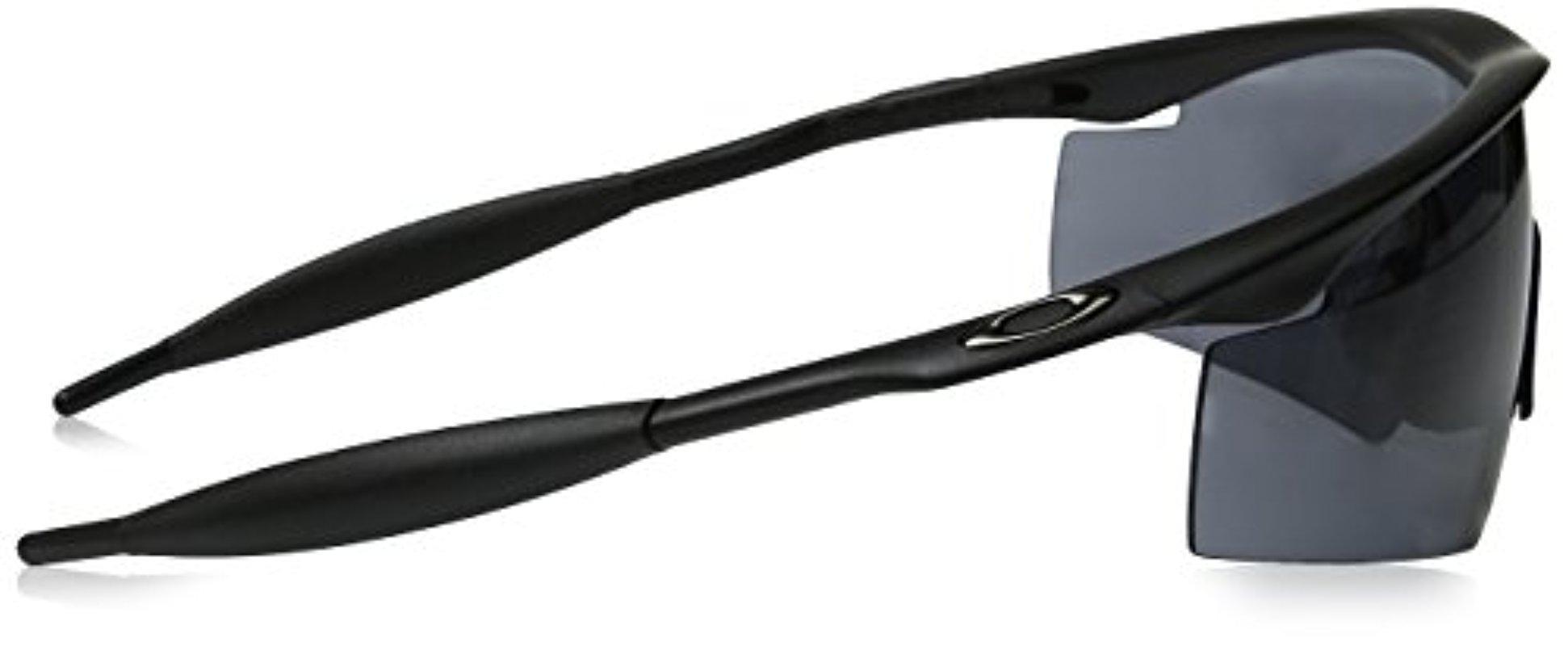 Lyst - Oakley Oo9060 Ballistic M Frame Sunglasses 34mm in Black for Men