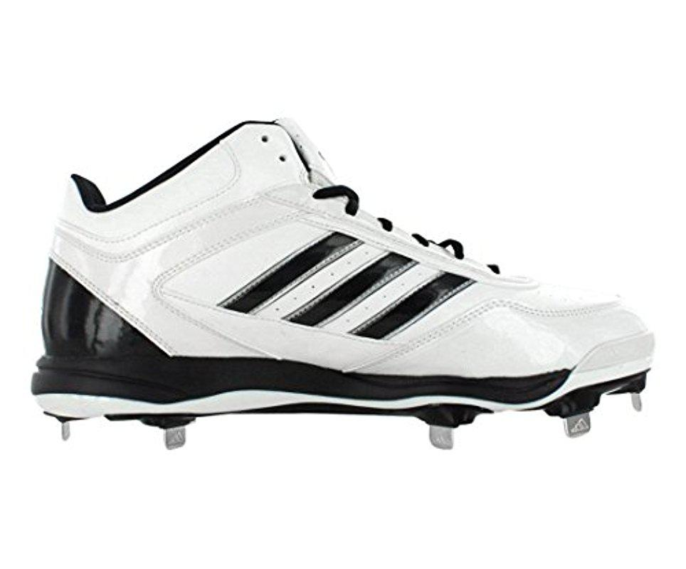 555612ccaf5c adidas Performance Excelsior Pro Metal Mid Baseball Cleats Turf ...
