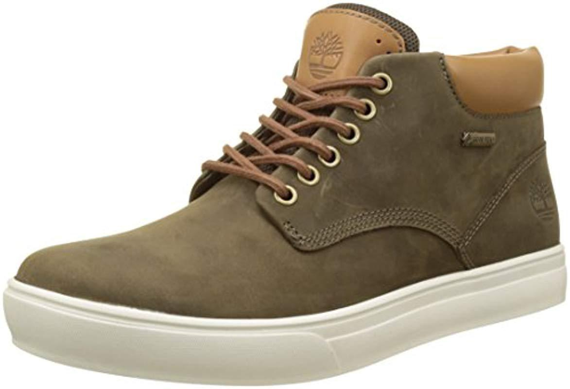 a1512ed5fd Timberland Adventure 2.0 Cupsole Waterproof Chukka in Brown for Men ...
