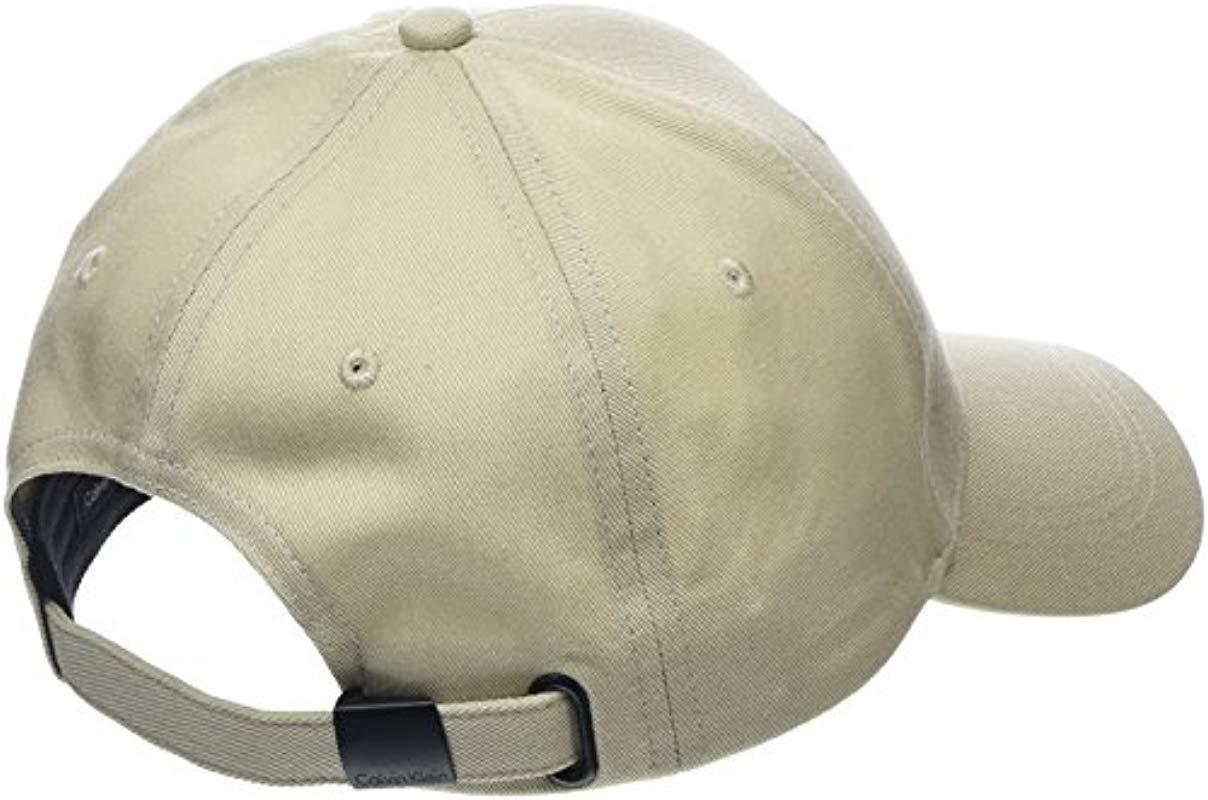 Calvin Klein - Multicolor Ck Baseball Cap W - Lyst. View fullscreen 0cbf477a41e