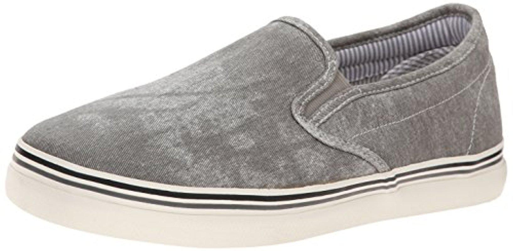 Kenneth Cole Reaction Mens Globe Trottern Grey - Sneakers