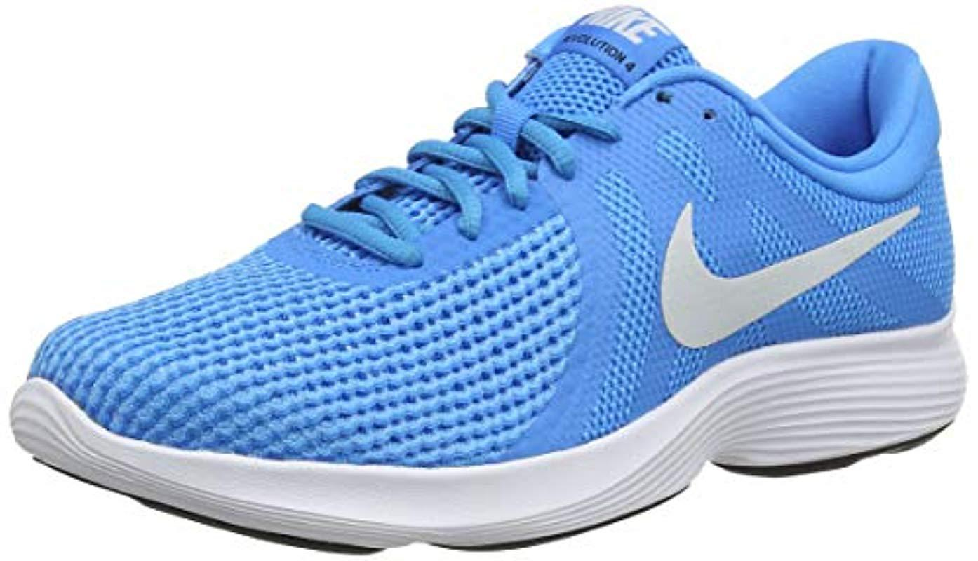 efda8ca023eb Nike Revolution 4 Eu Competition Running Shoes in Blue for Men - Lyst
