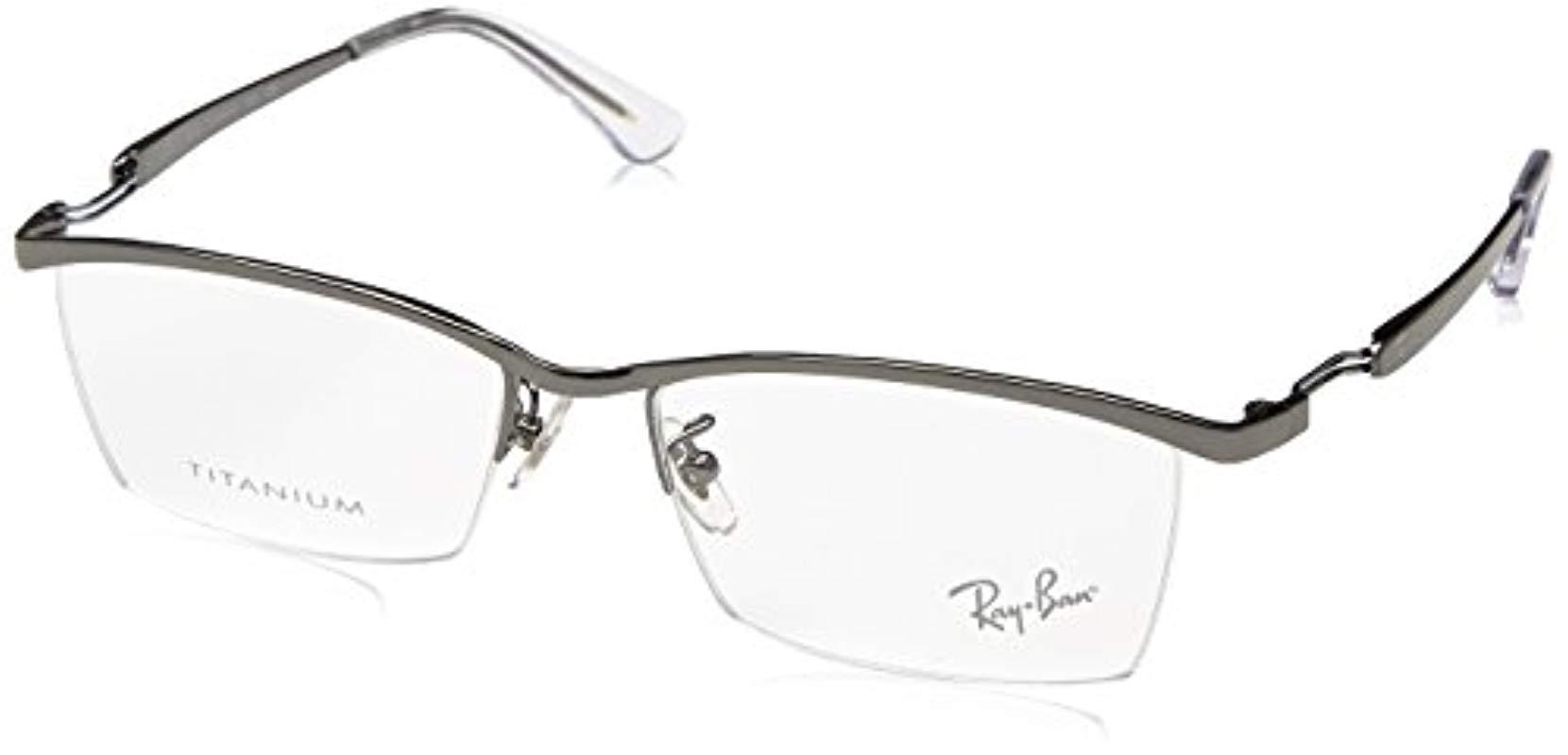 5194d3caec3 Ray-Ban 0rx 8746d 1000 55 Optical Frames