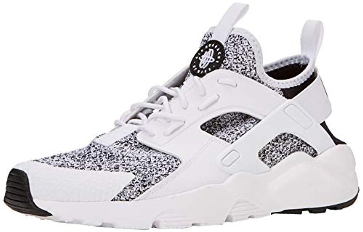 20672ad64f85 Nike Air Huarache Run Ultra Se Gymnastics Shoes in White for Men - Lyst