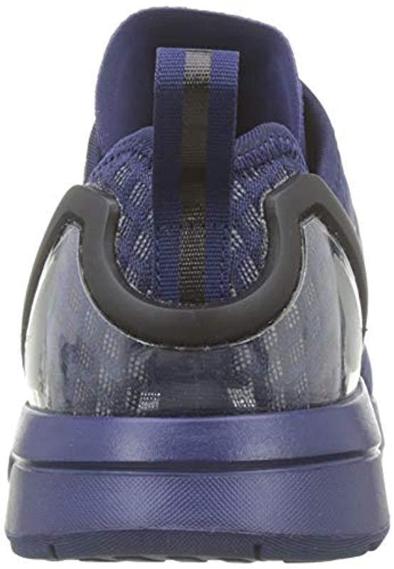 988cf26a2 Adidas - Blue Zx Flux Adv Aq6752 Trainers for Men - Lyst. View fullscreen