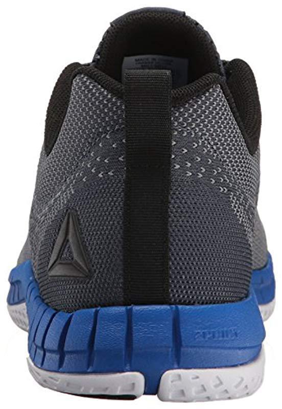 c0d95b1892948 Reebok - Multicolor Print Run Prime Ultk Shoe for Men - Lyst. View  fullscreen
