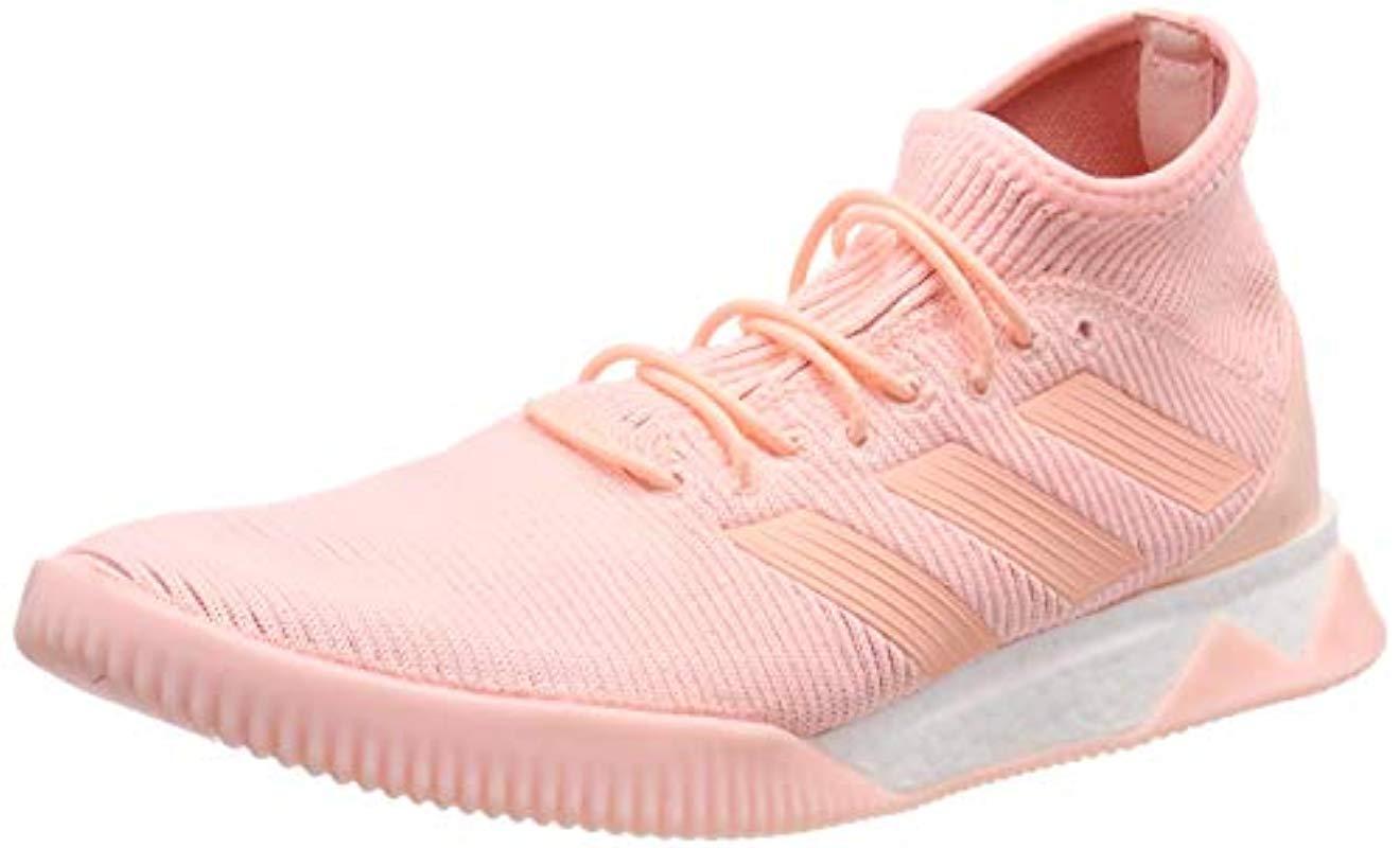 a619f8b84a8 adidas Predator Tango 18.1 Tr Futsal Shoes in Pink for Men - Lyst