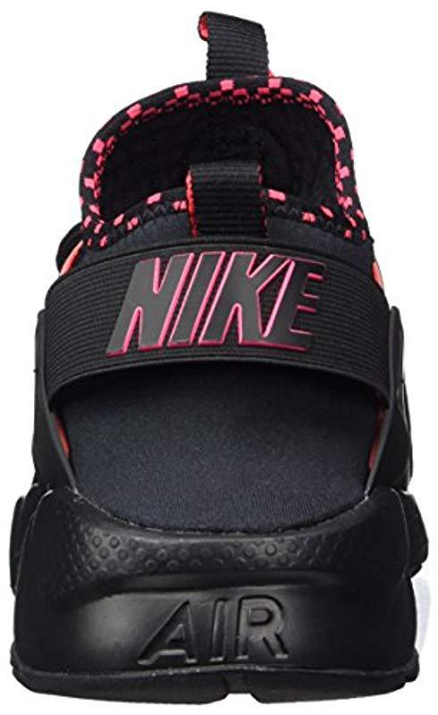 46ec149f5e2a Nike - Black Air Huarache Run Ultra Se Gymnastics Shoes for Men - Lyst.  View fullscreen