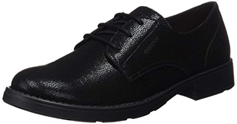 4997f477 Geox Adults' Jr Sofia J Derbys in Black for Men - Lyst