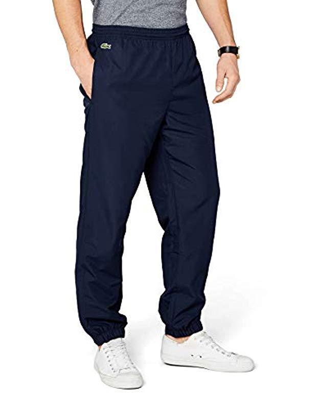 33a5985525 Survêtement Homme Lacoste pour homme en coloris Bleu - Lyst