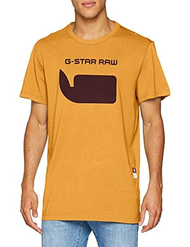 1e79bf42a4 G-Star RAW  s T-shirt for Men - Save 20% - Lyst