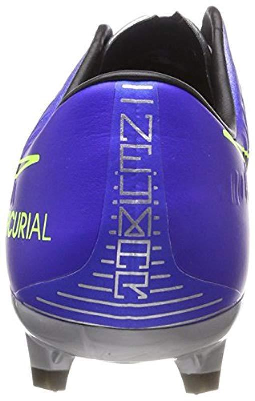c8340f6f1 Nike - Multicolor Mercurial Veloce Iii Njr Fg Fitness Shoes for Men - Lyst.  View fullscreen