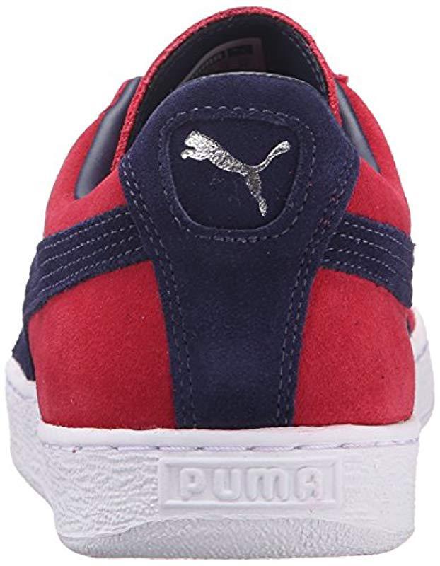 40e170e8ad2 Lyst - Puma Adult Suede Classic Shoe for Men