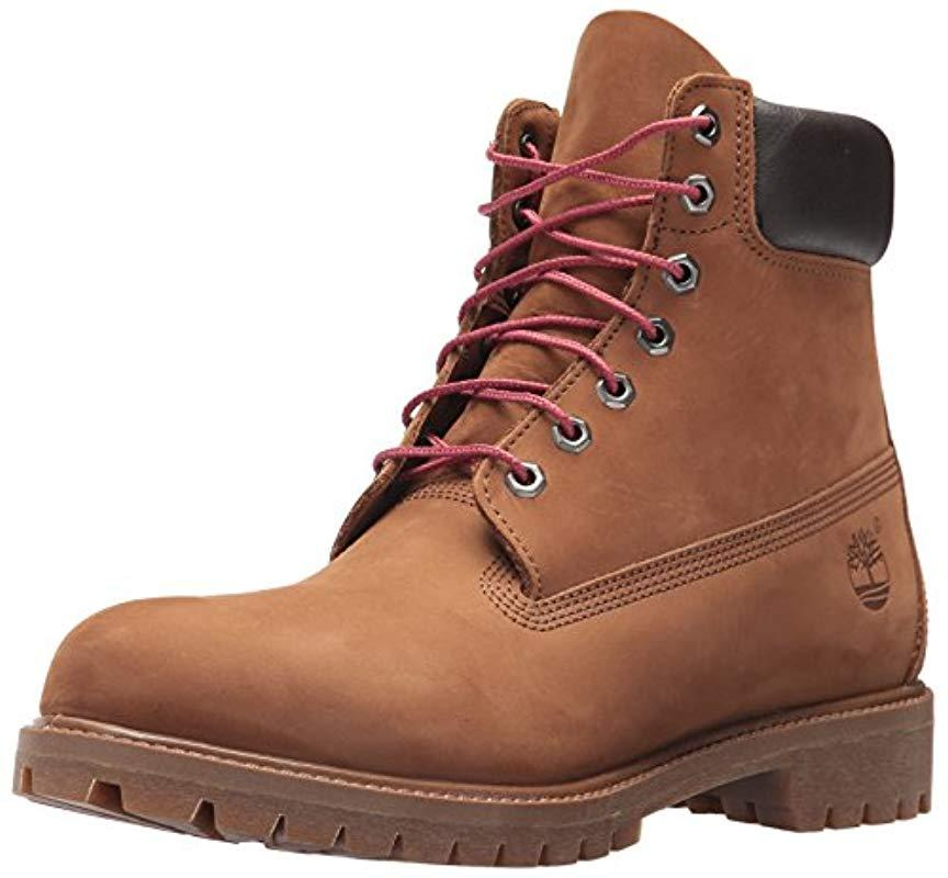29f303dd45 Timberland 6-inch Premium Waterproof Boot in Brown for Men - Lyst