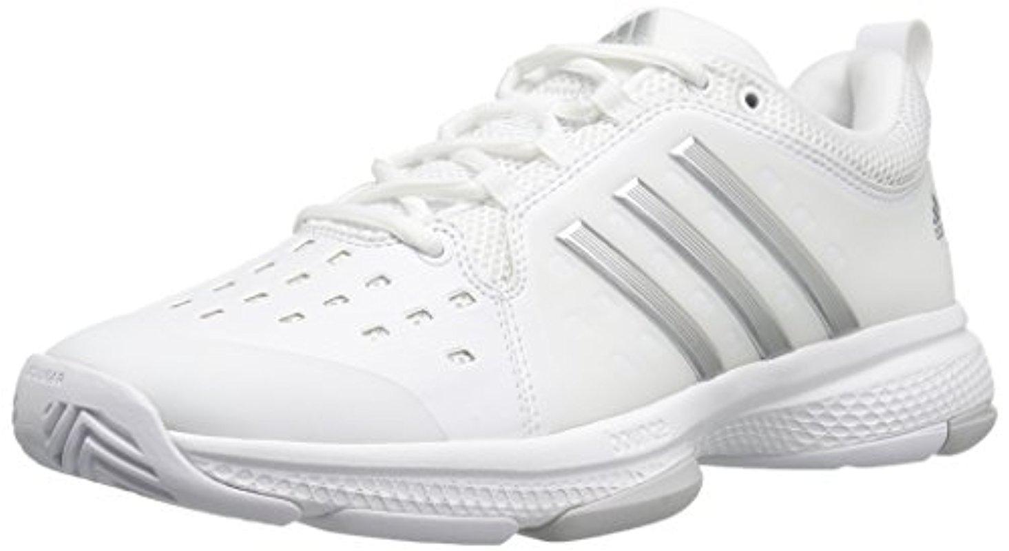 lyst adidas barricata classico rimbalzi, scarpe da tennis in metallo per gli uomini.