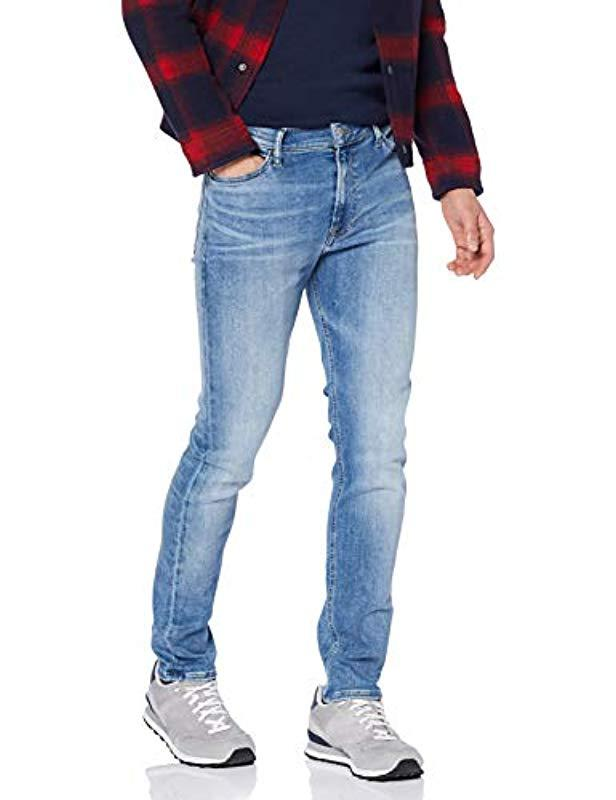 fee78eefc Tommy Hilfiger Skinny Simon Flcnl Jeans in Blue for Men - Lyst