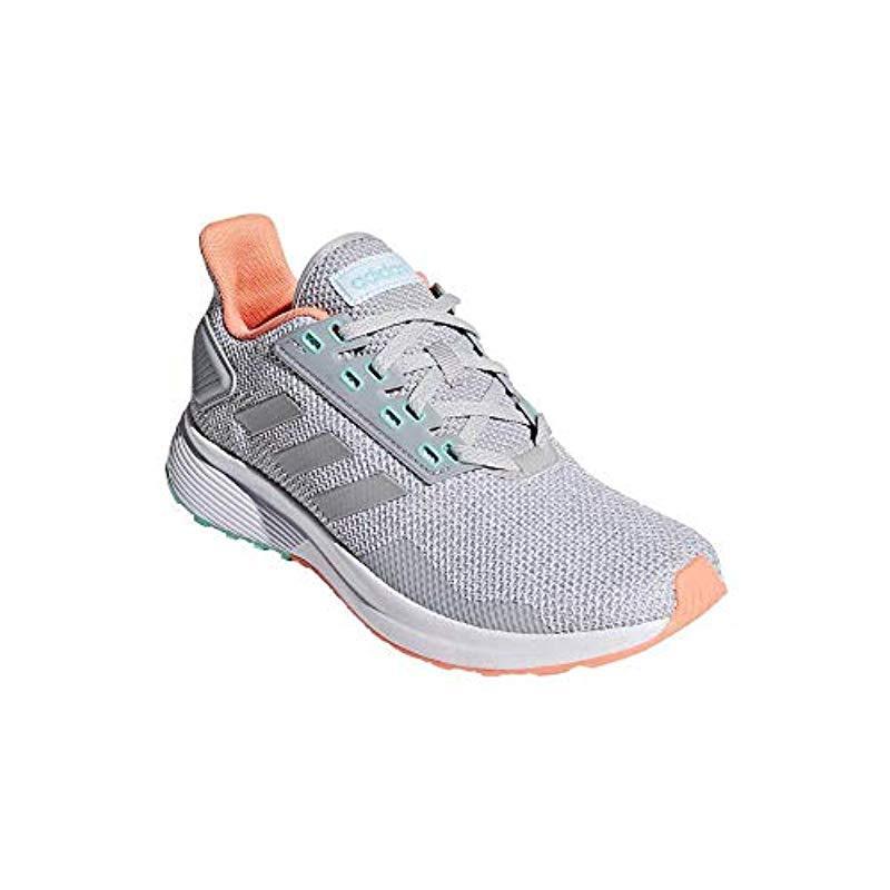 895417bd4ab399 adidas Duramo 9 Fitness Shoes Grau - Lyst