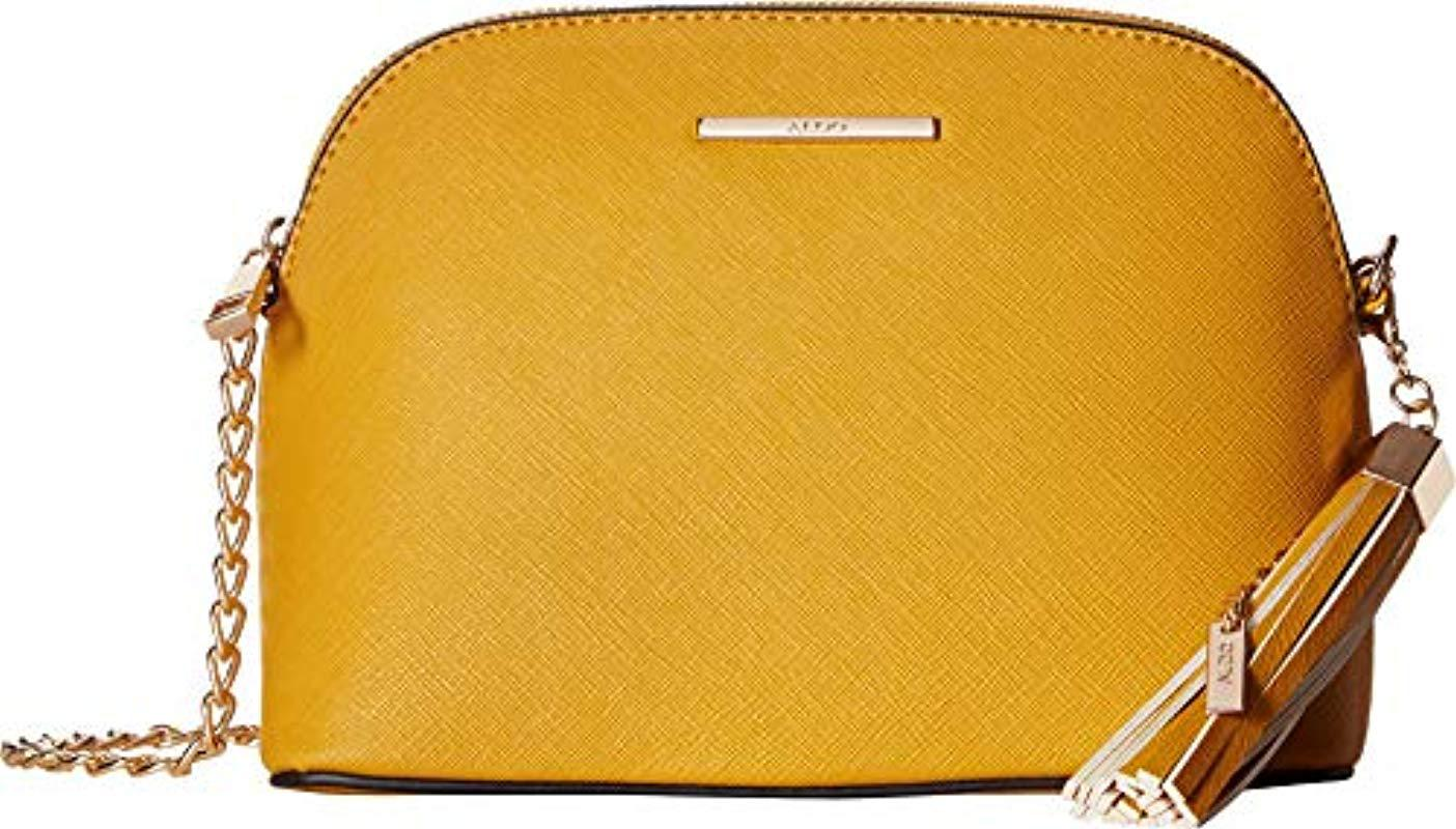 Lyst - Aldo Elroodie in Yellow 80254cd908fed