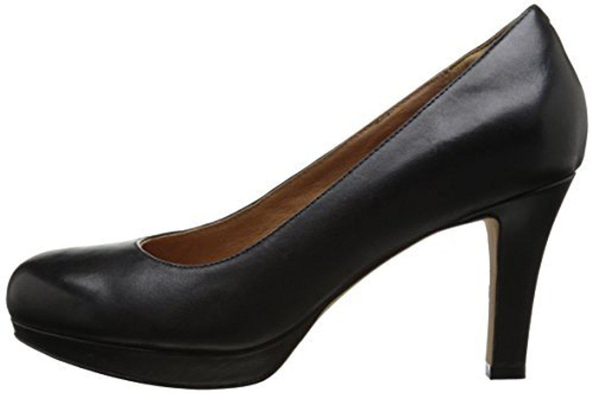 Clarks. Women's Black Delsie Bliss Dress Pump