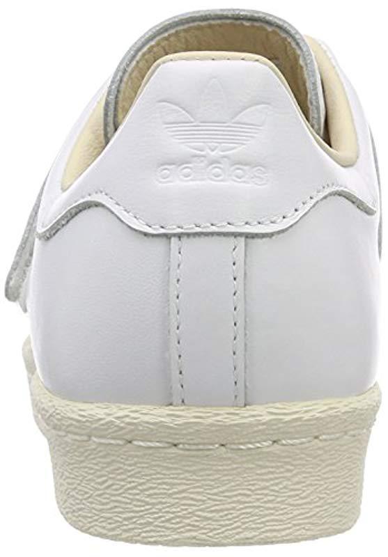 huge discount b8e3e 58505 Adidas - White Superstar 80s Cf W for Men - Lyst. View fullscreen