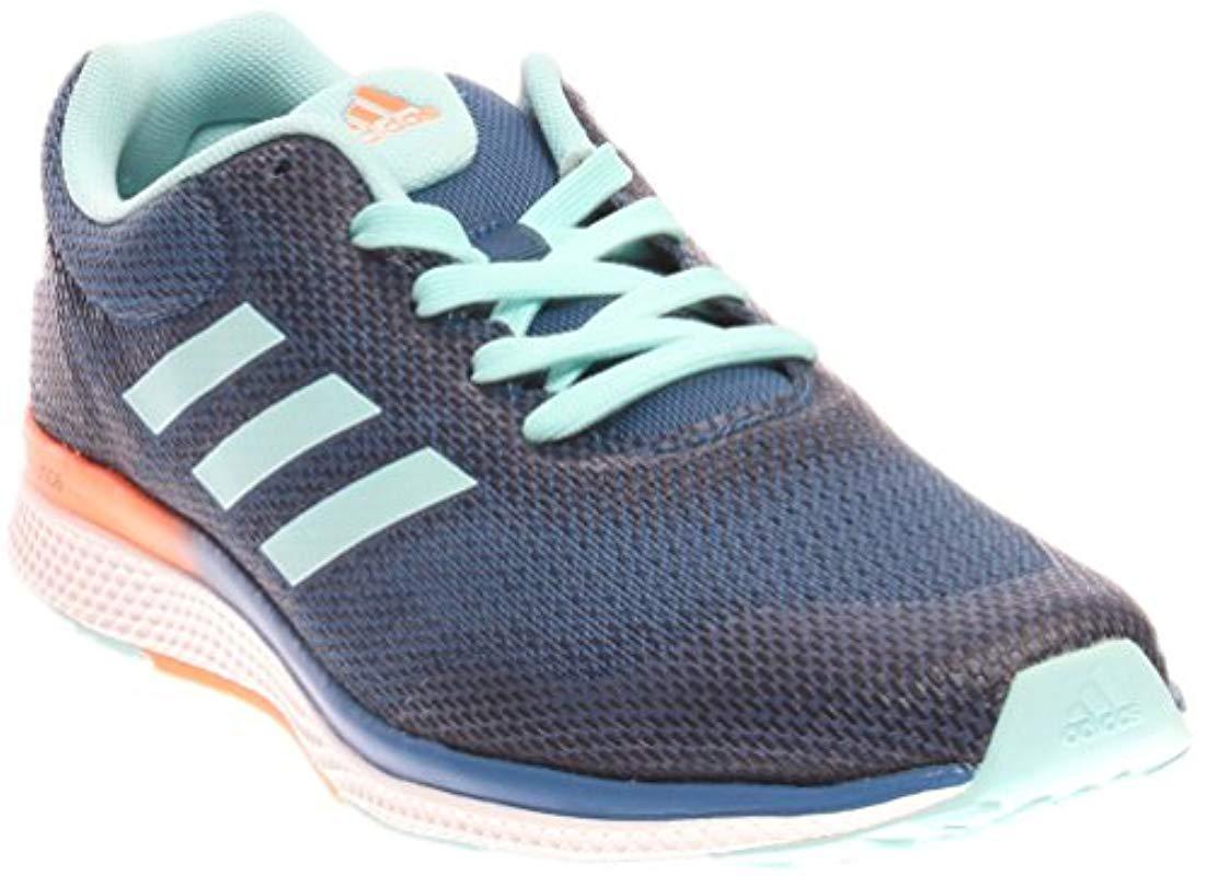 227ac544a3c86 Lyst - adidas Mana Bounce 2 W Aramis Running Shoe in Blue