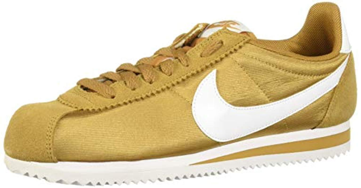 new products 39aa9 23baf Nike Wmns Classic Cortez Nylon Competition Running Shoes ...