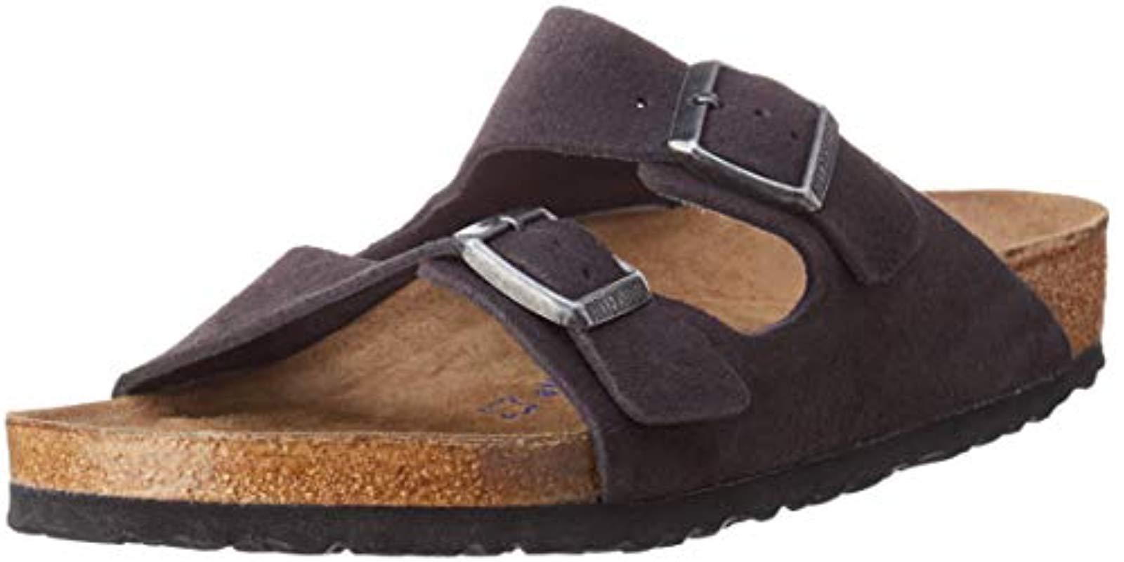 3671a22eef Birkenstock Arizona Sfb Open Toe Sandals in Gray for Men - Save 5 ...