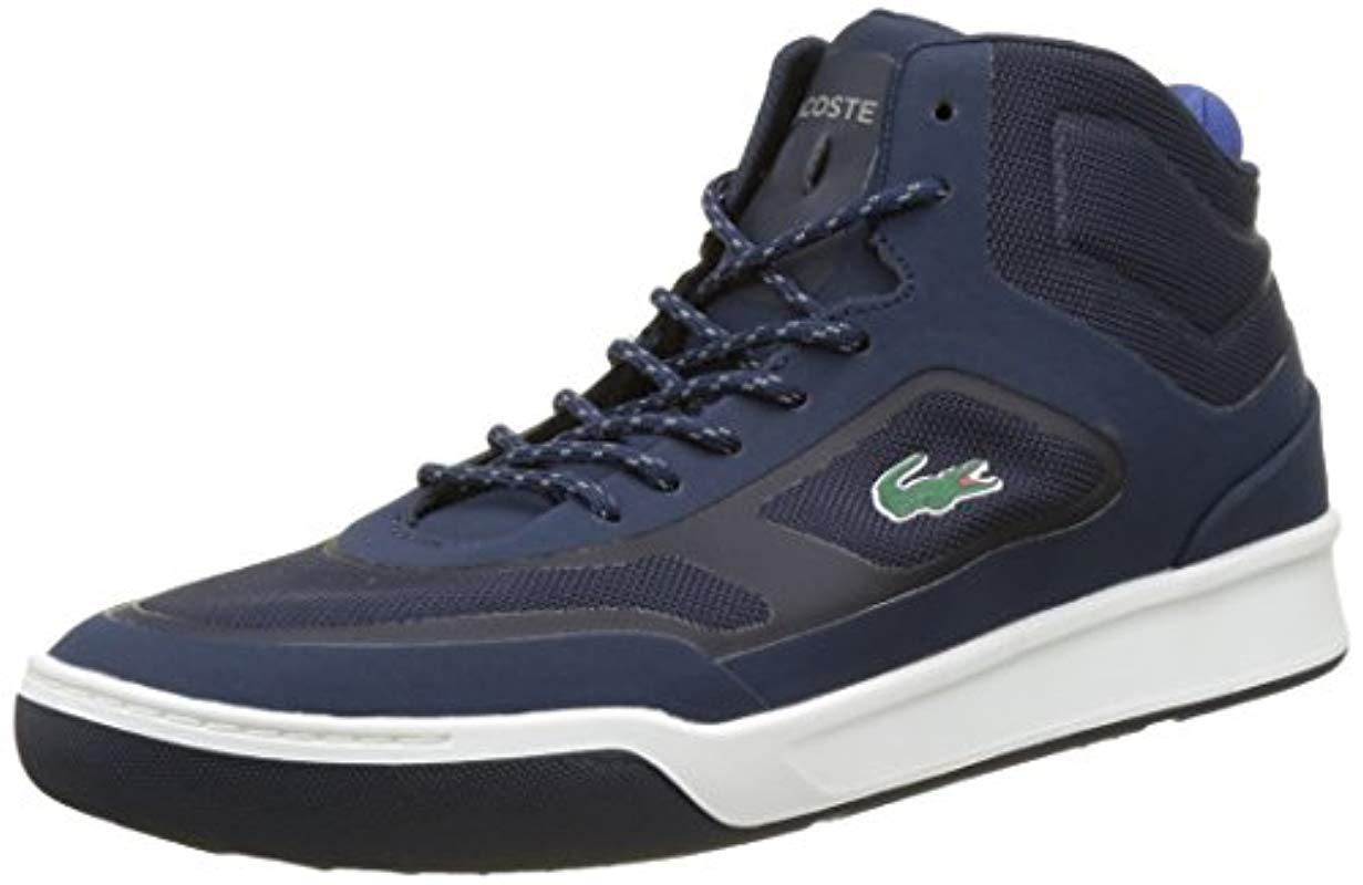 6c2d0754318f Lacoste  s Carnaby Evo 316 2 Spw Gry Low in Blue - Lyst