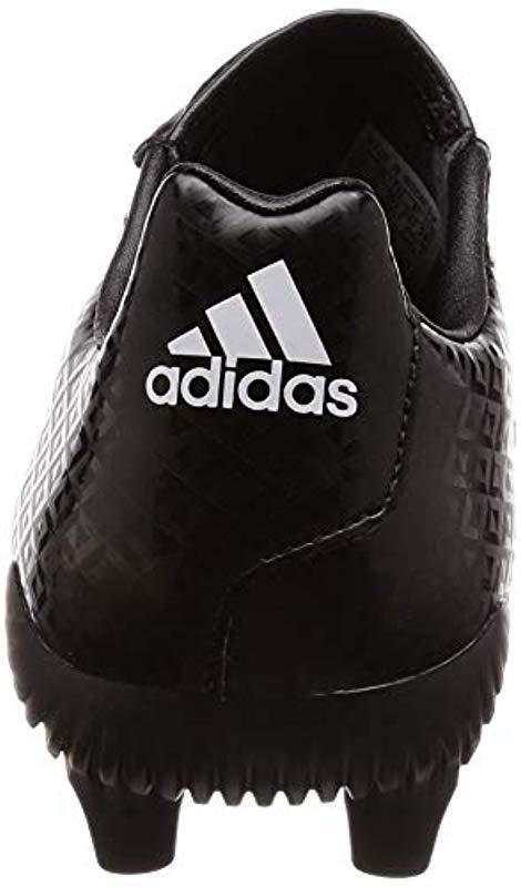 f957b90db68a72 Adidas - Black Rumble Rugby Boots for Men - Lyst. View fullscreen