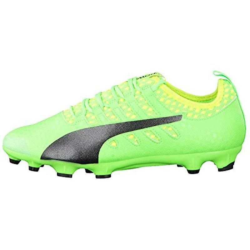 f1e511830601 PUMA - Green Evopower Vigor 2 Ag Football Boots for Men - Lyst. View  fullscreen