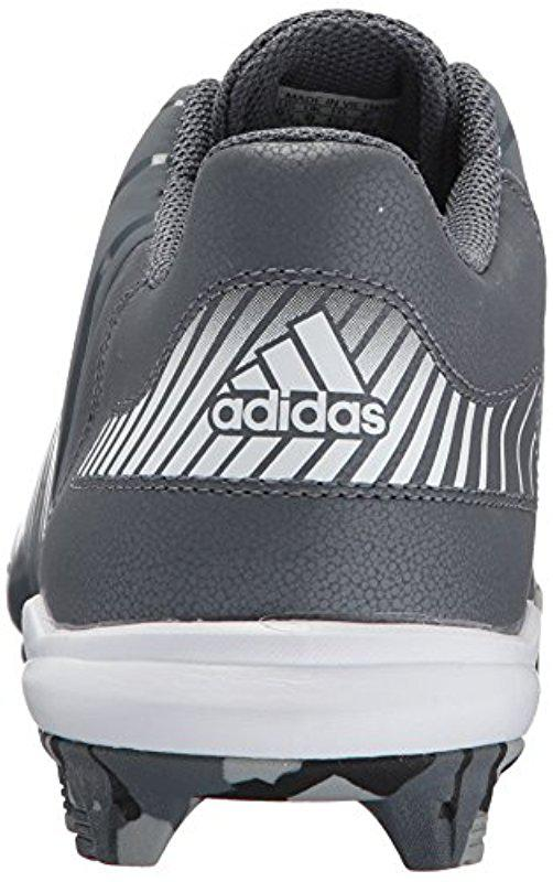 f72053eb867f0 Lyst - adidas Freak X Carbon Mid Baseball Shoe in Gray for Men