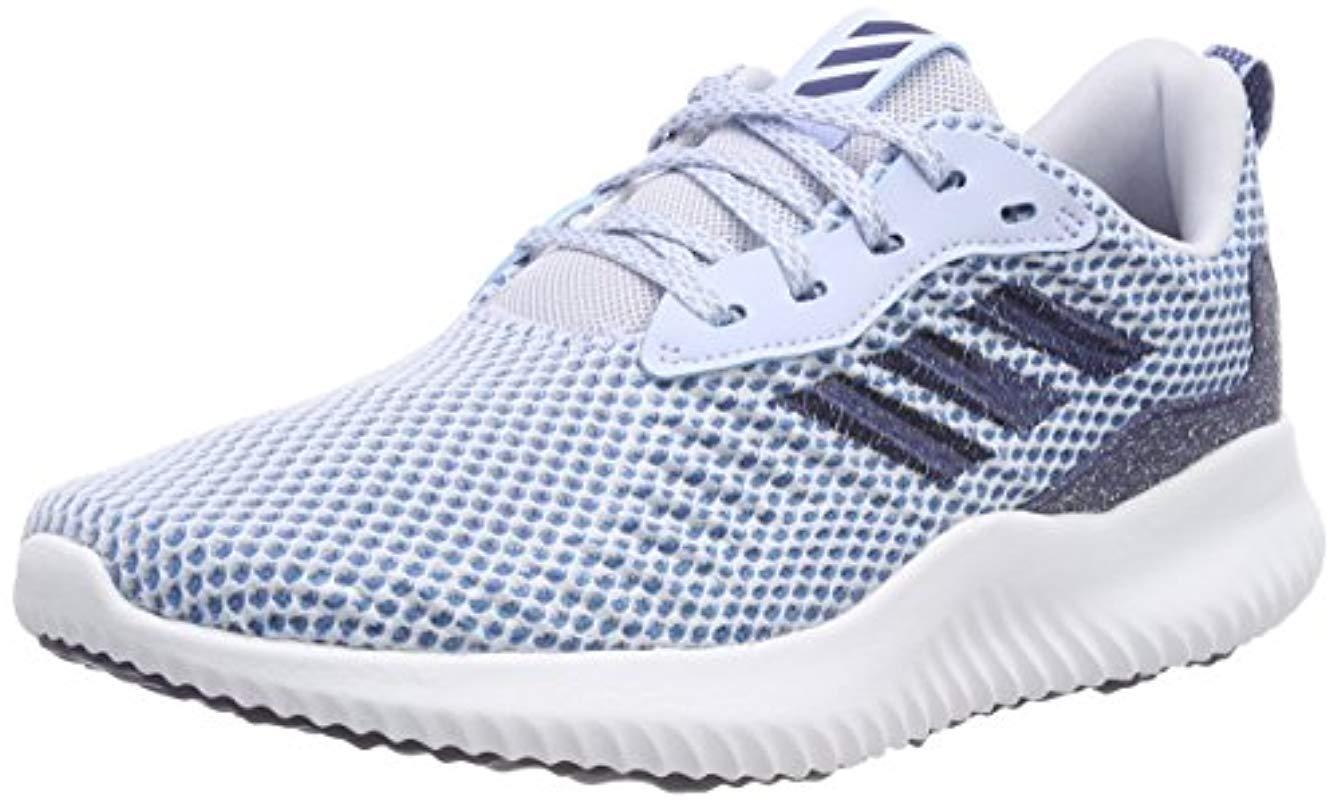 best sneakers 7a222 ddc88 adidas. Womens Blue Alphabounce Rc W Trail Running Shoes