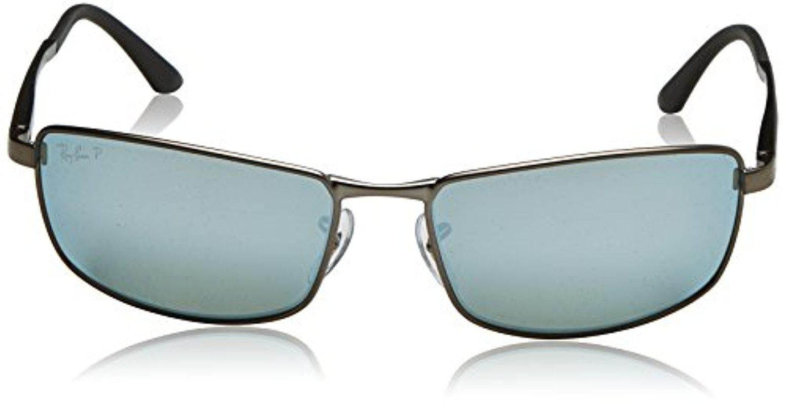 462668ad20b Ray-Ban - Multicolor Rb3498 029 y4 Polarized Sunglasses