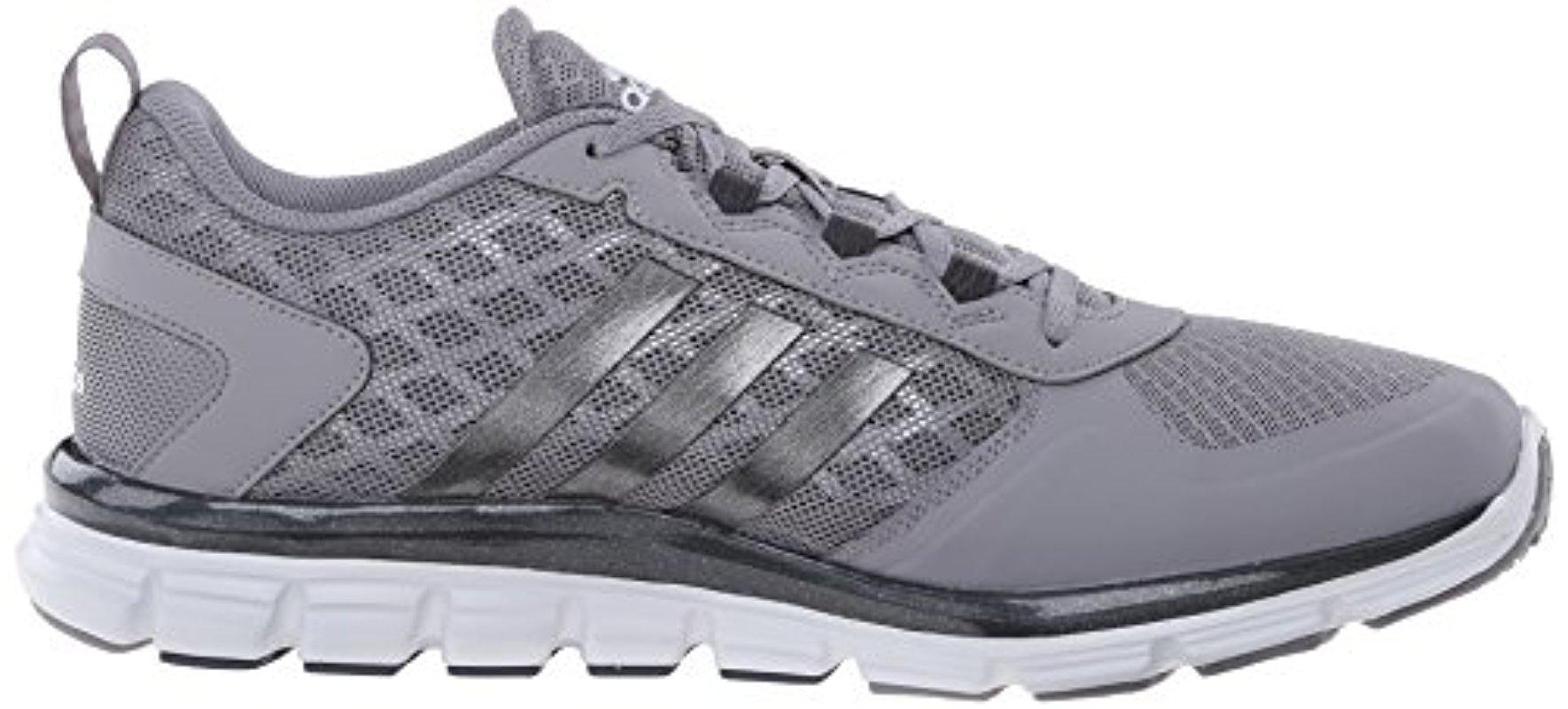 Lyst - adidas Performance Speed Trainer 2 Training Shoe in Gray for Men 0328fab2f