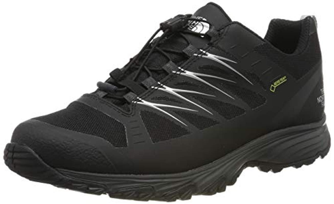 c7886409c The North Face M Venture Fstlce Gtx Low Rise Hiking Boots in Black ...