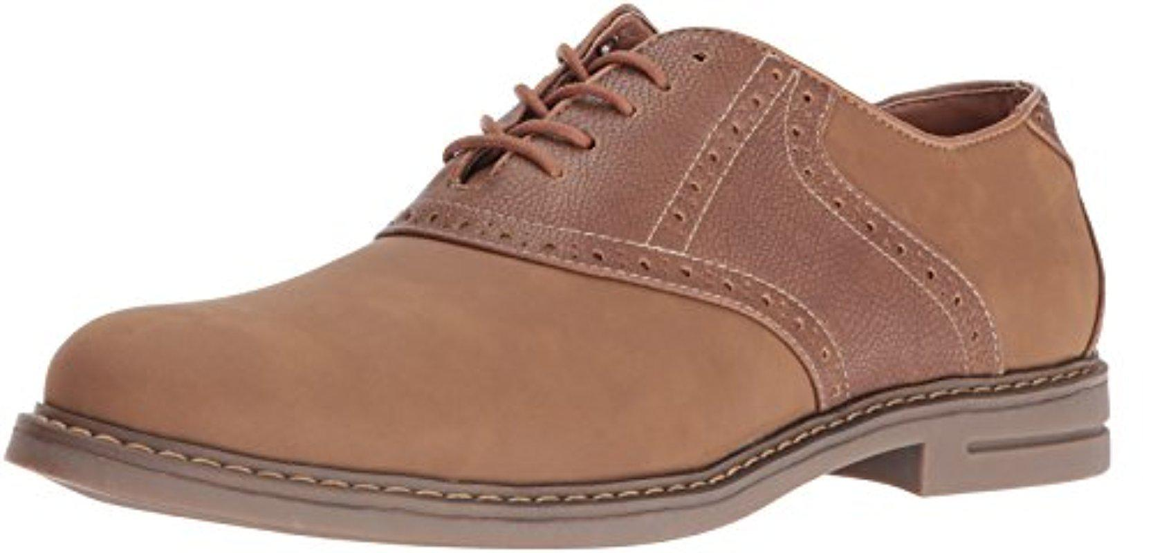 Lyst - Izod Classic-s Oxford in Brown for Men - Save 30%